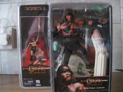 Neca Series 1 Conan Temple de la guerre barbare de Thulsa Doom New Moc