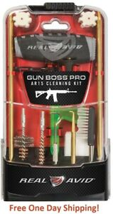 Real-Avid-Gun-Boss-Pro-Cleaning-Kit-5-56-223-FREE-SHIPPING-AVGBPROAR15-new