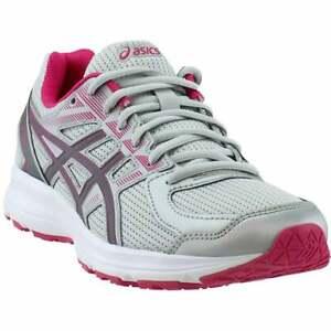 ASICS-Jolt-Casual-Running-Shoes-Grey-Womens-Size-6-5-B