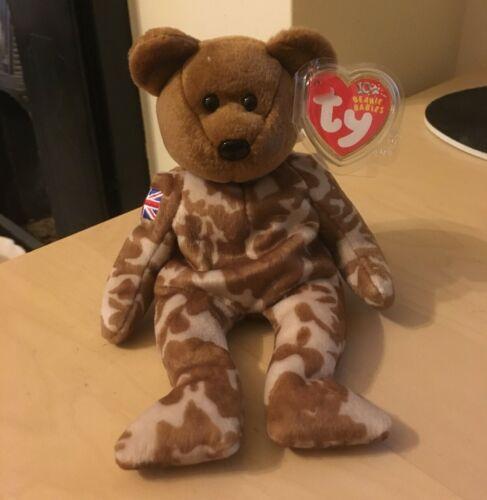Hero TY Beanie Babie MWMTS UK