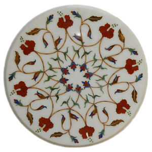 Image Is Loading 18 034 Marble Corner Table Top Inlay Pietra