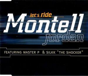 Montell-Jordan-Let-039-s-Ride-PROMOTIONAL-CD-SINGLE