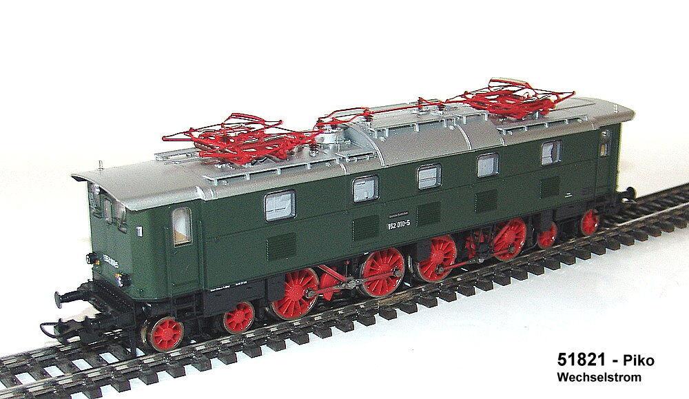 Piko 51821 - e-lok br - 152 - wechselstromversion - ep  iv.