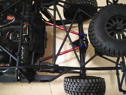 1//10 Losi Baja Rock Rey Full Aluminium Rear Suspension Upper Link Steel Ball End