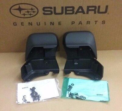 2009-2013 Subaru Forester OEM Splash Guards Mud Flaps (Set of 4) - J1010SC020