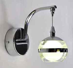Modern LED Wall light Acrylic Crystal Ball Wall Lamp Night Lights Bedroom Hotel eBay