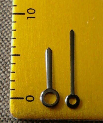3 Sets Vtg NOS Art Deco Style Black Hr//Min Hands 82//140