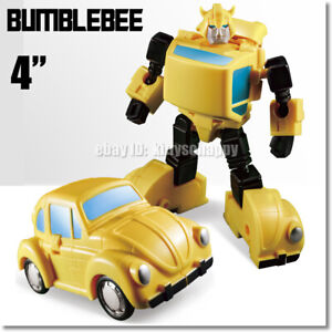 KBB-Robot-Downsize-Size-MP21-MP10V-G1-NA-Bumblebee-Optimus-Prime-Action-Figure
