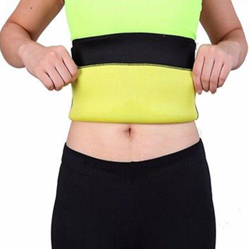 Women Waist Shaper Slimming Body Shapers Belt Sweat Sport Trainer Yoga Cincher