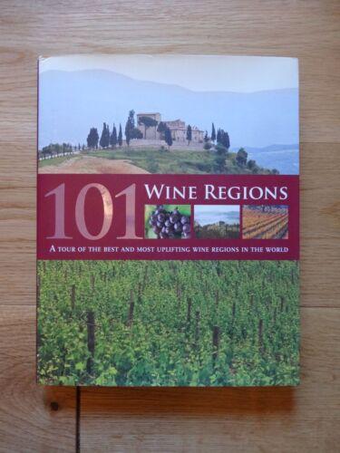 1 of 1 - 101 Wine Regions by Parragon Book Service Ltd (Hardback, 2010)