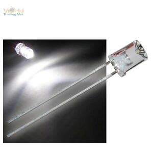50-x-LED-5mm-konkav-warmweiss-concave-LEDs-superhelle-Leuchtdioden