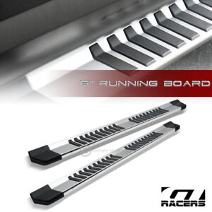 For-2015-2020-Ford-F150-F250-Super-Ext-6-034-OE-Aluminum-Side-Step-Running-Board-jz