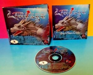 PC-Computer-Game-The-Blood-Pledge-Lineage-2001-NCsoft-Tested-Works-Rare