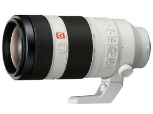 SONY-FE-100-400mm-F4-5-5-6-GM-OSS-Lens-SEL100400GM-Japan-Ver-New