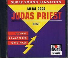 Judas Priest Metal Gods  (Best of) Zounds CD RAR