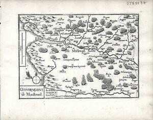 Antique-maps-Gouvernement-de-Montreuil