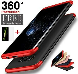 SLIM-SHOCKPROOF-360-Case-Screen-Protector-For-Samsung-Galaxy-Note-9-8-S9-Plus
