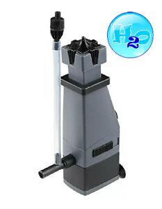 Pet Supplies Dashing Sunsun Jy-02 Mini Filtro Skimmer Superficie Per Acquario Pesci Rossi E Tropicale