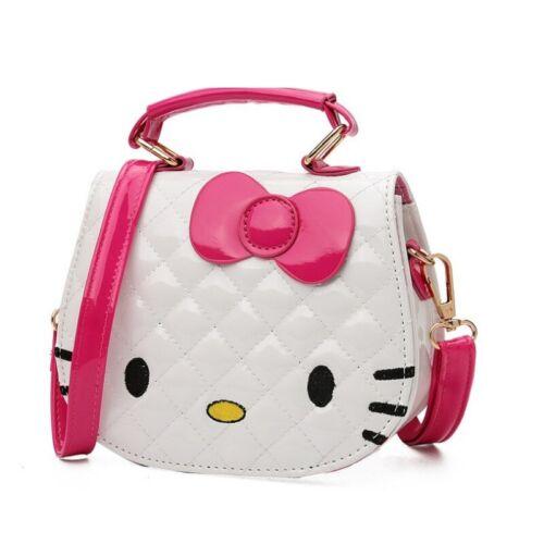Hello Kitty Cute Handbag Shoulder Bag Messenger Bag for Women Girls Kids