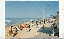 BF30998 la plage et la promenade   luc sur mer france front/back image