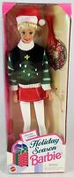 Mattel 1996 Holiday Season Barbie Christmas Doll Sealed