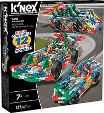 K'Nex Cars Building Set (Multi-Colour)