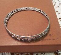 Silpada Sterling Silver del Mar Bangle Bracelet B2783