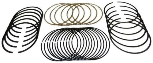 Cast piston rings Chevy Mercruiser Marine GMC 4.3L 262ci 060