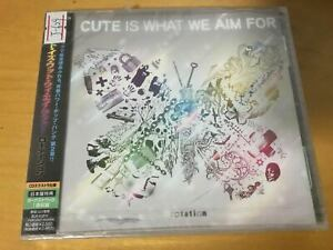 Cute-Is-What-We-Aim-For-Rotation-WPCR-12976-JAPAN-CD-OBI-SEALED