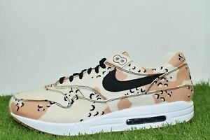Nike Air Max 1 Premium Size 10 Desert Camo Beach Black