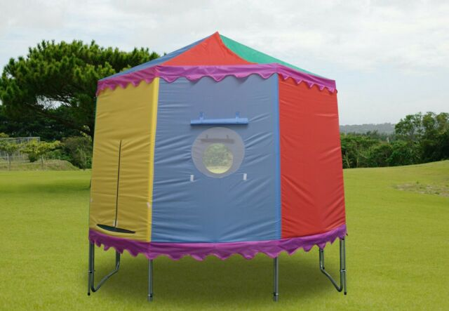 7.5ft Jumpking Trampoline Circus Tent