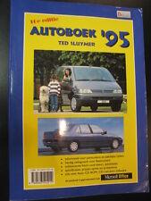 Autoboek '95 door Ted Sluymer