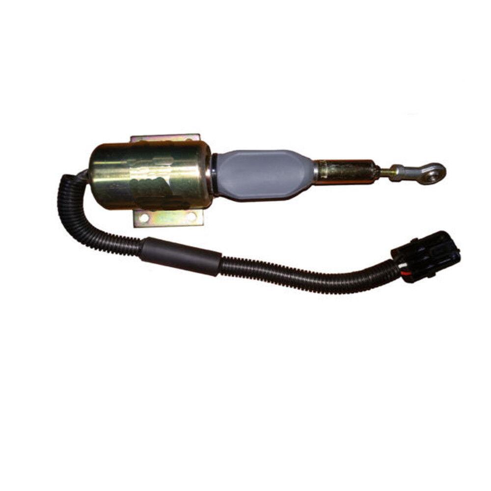 JOHN DEERE HELLA Batterie Batterieschalter Trennschalter 24V 6EK008458-037