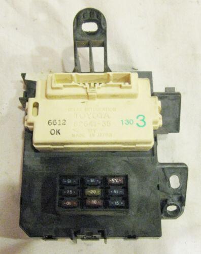 Toyota Tacoma Main Fuse Panel Relay Integration Box 1996