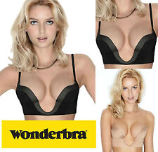 45200b6d26 item 2 Wonderbra Ultimate Plunge Deep Multiway Bra Black or Skin W00J5 New  Lingerie - Wonderbra Ultimate Plunge Deep Multiway Bra Black or Skin W00J5  New ...