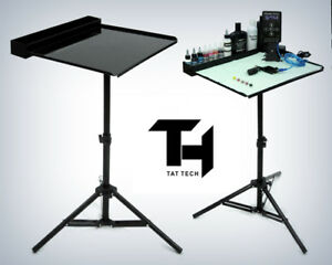 TAT TECH TATTOO PORTABLE WORKSTATION Tray Shop Furniture Collapsible ...