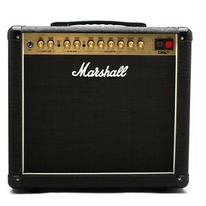 Marshall-DSL5CR-Tube-Guitar-Combo-Amplifier-Amp-5W-2-Ch-1x10-034-w-Footswitch