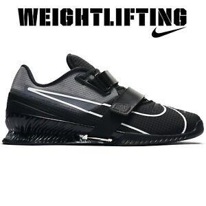 Nike-romaleos-4-Scarpe-Da-Ginnastica-Sollevamento-pesi-Scarpe-Stivali-gewichtheberschuh-CD3463-01