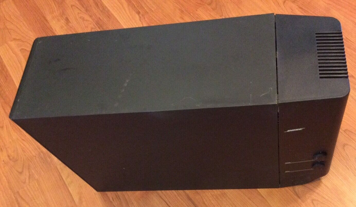 Bose Powered Acoustimass 25 Speaker System Powered Sub Acoustimass Module ONLY