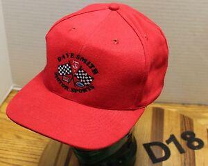 Dave Smith Kellogg Idaho >> Details About Dave Smith Motor Sports Gmc Chevy Kellogg Idaho Red Adjustable Hat Vgc D18