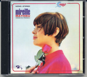 Mireille Mathieu Made In France Cd Brand New Sealed Ebay