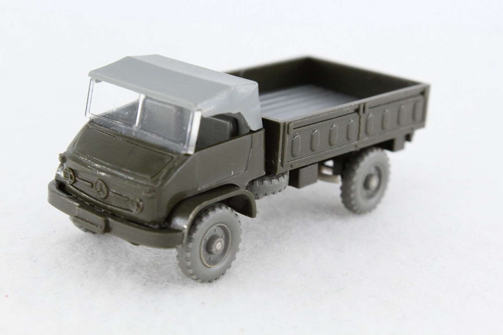 A.S.S Wiking âge Camion MB Unimog S Militaire Vert Olive 1963 GK 363 2 CS 487 2 1 WTOP
