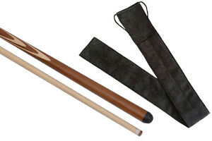 NEW - Russian Cue Pool and Billiard cover 2 set Hornbeam, Ash Wood Free shipping