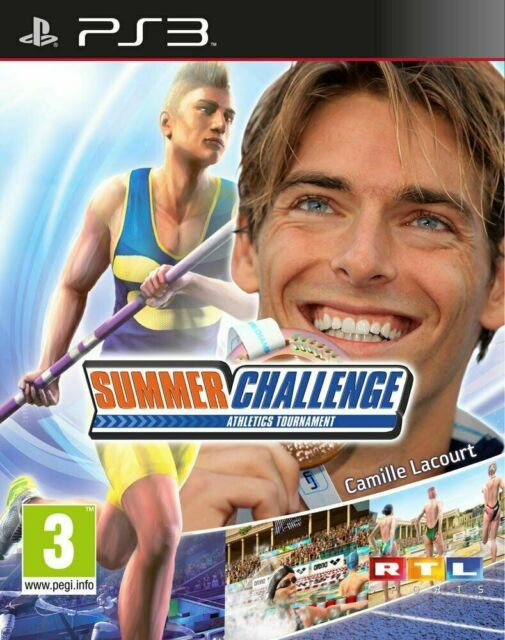 SUMMER CHALLENGE - ATHLETICS TOURNAMENT / SONY PS3 / NEUF SOUS BLISTER / VF