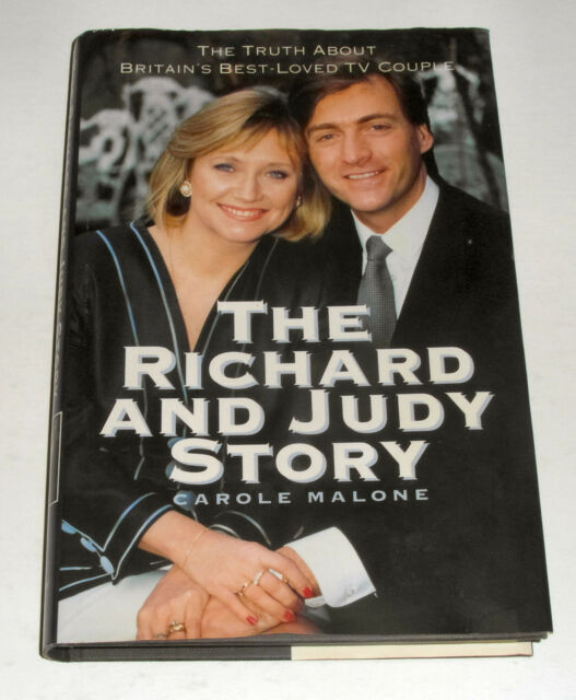 Carole Malone - The Richard and Judy Strory