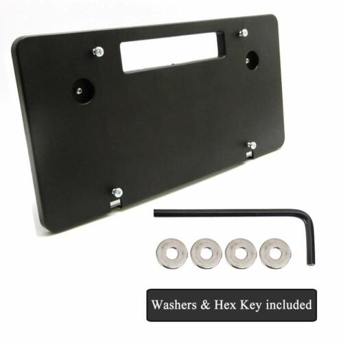 License Plate Bracket Kit for Subaru WRX Forester 2015-2019 Round Bumper Holes