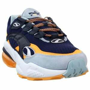 Puma-Cell-Venom-Sportswear-Lace-Up-Sneakers-Casual-Sneakers-Blue-Mens-Size