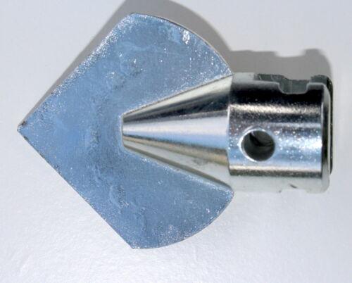 Blattbohrer 22/45mm Rohrreinigungswerkzeug, 072234,  Fettausreiber