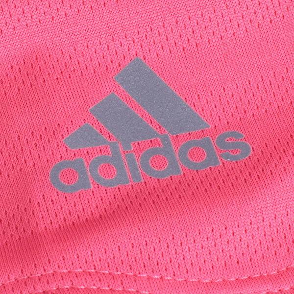 adidas Damen Response Climacool Shirt Laufshirt Fitness Running Tee super pink