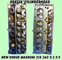 Fits Dodge Jeep Magnum 5.2 5.9 318 360 Cylinder Heads No Core Required